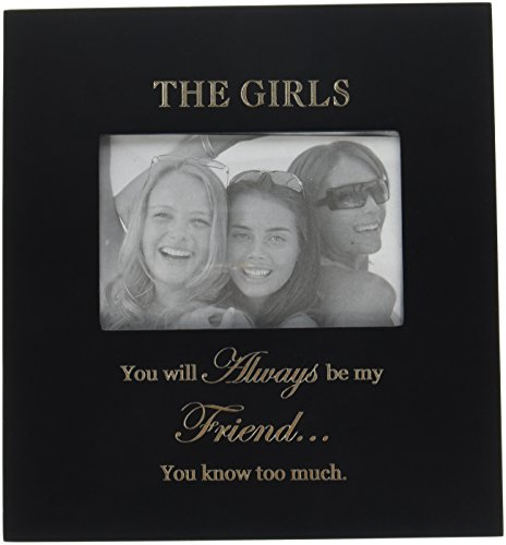 Amazon Infusion Gifts 3015 Lb The Girls Engraved Photo Frames