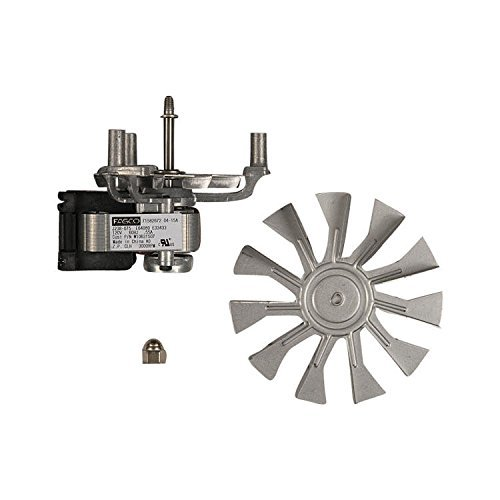 Kitchenaid W10794022 Wall Oven Convection Fan Assembly