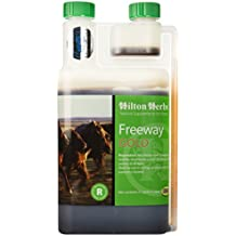 Hilton Herbs Freeway Gold Liquid Respiration Supplement for Horses, 2.1pt Bottle