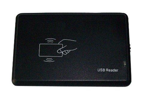 Usb Rfid - HF RFID Mifare IC Card Reader USB 13.56M HZ 14443A 2H+4H M1 S50/S70 Utralight MifareDesFire Contactless CPU card