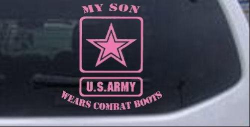 Combat Military Window Laptop Sticker