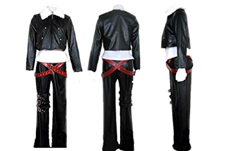Squall Cosplay Costume (Final Fantasy VIII 8 Squall Lionheart Cosplay Costume)