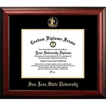 Amazon Com San Jose State University Graduation Diploma