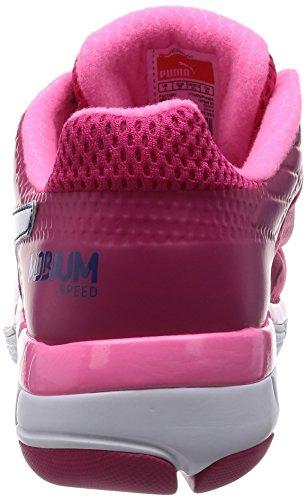 Puma Mobium Elite Speed W1.5, Damen Trainieren/Laufen Rosa (Rosa/Weiß)