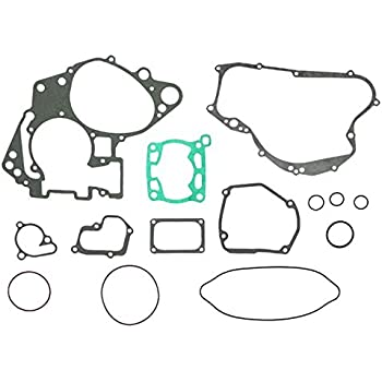 Outlaw Racing OR3640 Complete Full Engine Gasket Set Yfm660F Grizzly 4X4 2002-08 Kit