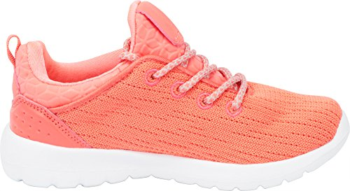 Big Lightweight Toddler Sneaker Little Fashion Sport Kids' Casual Coral Select Breathable Kid Kid Cambridge Mesh t7qSzfw
