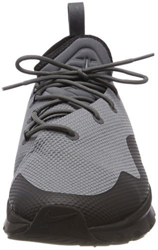 Nike Mens Air Max Flair 50 Scarpe Da Corsa Multicolore (grigio Scuro Metallizzato Metallico 003)