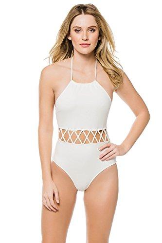 Solid-Striped-Womens-Swim-Team-Barbara-One-Piece