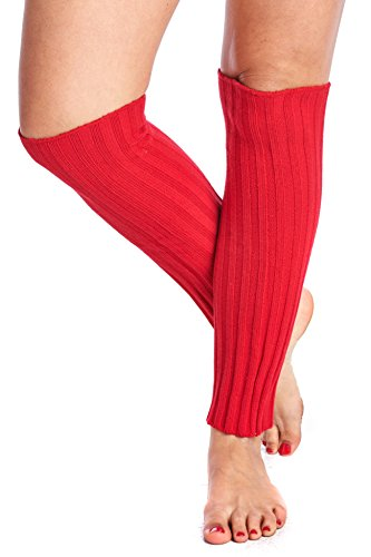 Merino Wool Leg Warmers - 2