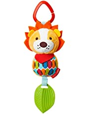 Skip Hop Bandana Buddies Baby Activity Chime & Teether Stroller Toy Stocking Stuffers