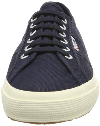 Adulte Baskets 2750 Cotu Mixte Superga navy Classic Bleu S933 6Xqwdv