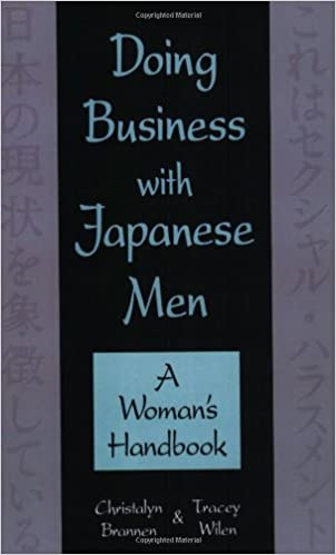 Doing Business with Japanese Men: A Womans Handbook