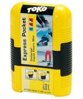 Toko Liquid Express Pocket Universal Snow Wax - 100ml