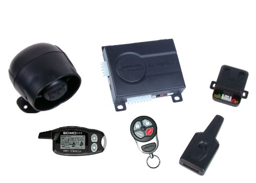 Excalibur AL1510EDP Deluxe 2-Way Keyless Entry Alarm System with Code Hopping - Entry Excalibur Keyless System