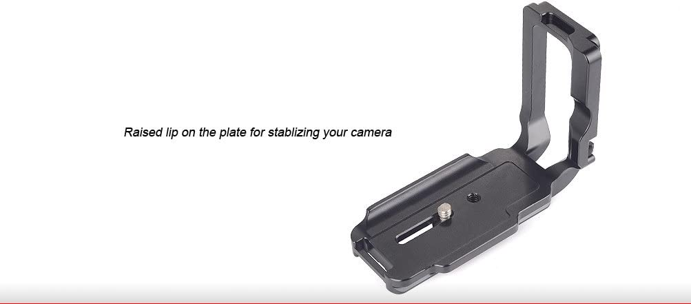 SunwayFoto PCL-7DIIR L Bracket for Canon 7D Mark II DSLR Camera