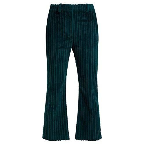 委員会繕うすき(アルチュザラ) Altuzarra レディース ボトムス?パンツ クロップド Adler cropped corduroy trousers [並行輸入品]