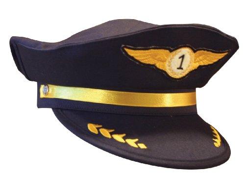 Aeromax Jr. Airline Pilot Cap ()