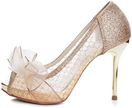 Fashion Sandals Sandals Summer Mesh Lace Shoes Bow Fish