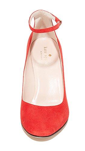 Kate Spade New York Womens Dakota Dress Pump Papavero Rosso