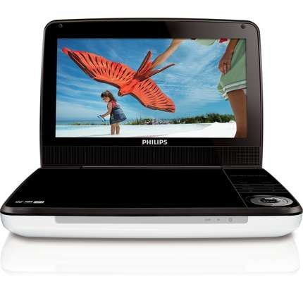 Philips Portable Dvd Player Battery - 5