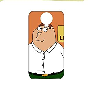 Generic Durable Phone Case For Women For Samsung Galaxy S4 Print With Family Guy Choose Design 1-1