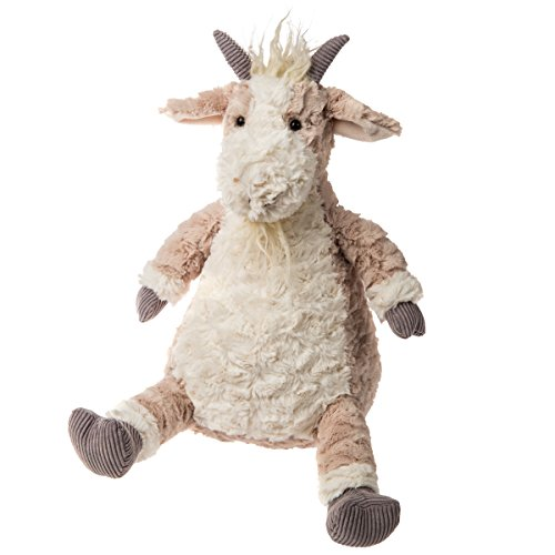 Price comparison product image Mary Meyer FabFuzz Billy Goat Soft Toy Friend