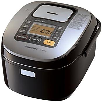 Amazon.com: Panasonic SR-HZ106 5-Cup (Uncooked) Induction