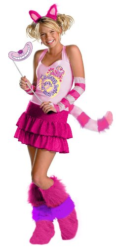 The Cheshire Cat Adult Costume - -