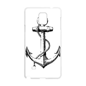 Anchor Background Nupro Lightweight Protective Cover for Samsung Galaxy Note 4