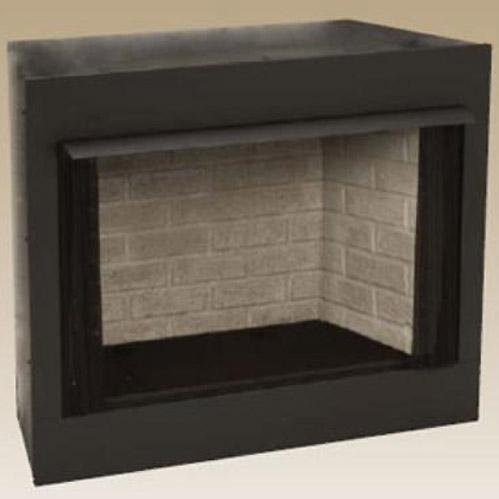Monessen Gruf32c-r 32-inch Radiant Face Circulating Vent-free Firebox With Refractory Firebrick by Monessen
