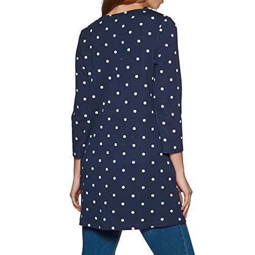 Línea S Spot Joules Túnica Navy s Una Edith Mujer French 19 wXFqv7t