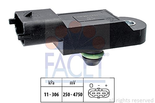 283538 Capteur de pression de lair adaptable 223650001R 8200168253
