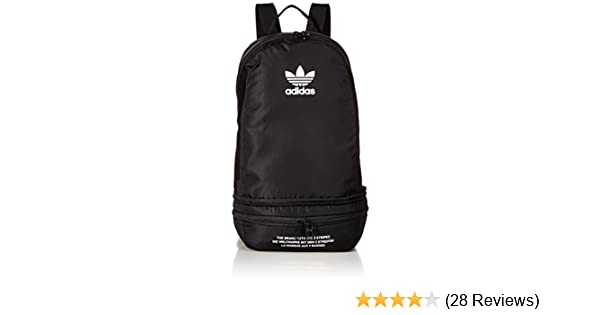 Amazon.com  adidas Originals Packable Two-Way Backpack 098149ac70485