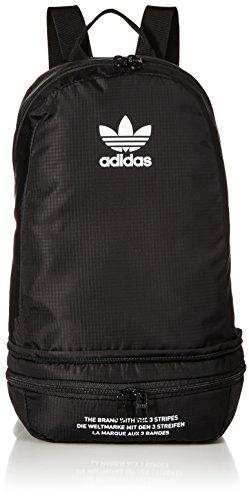Adidas Originals - Mochila de Dos vías, Negro, Una Talla
