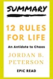img - for SUMMARY 12 Rules For Life By Jordan B Peterson book / textbook / text book