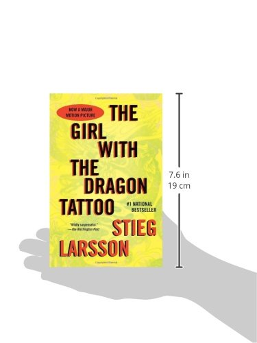 Amazon.com: The Girl with the Dragon Tattoo (Millennium ...
