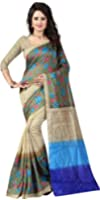 Globalia Creation Women'S Cotton Silk Suit Piece Saree (Gol-38Banzara_Red)