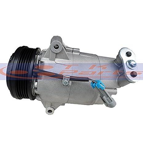 tkparts nuevo a/c compresor para Holden Astra/Opel Astra G/H, Meriva 1.6, Zafira: Amazon.es: Coche y moto
