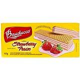 Bauducco Strawberry Wafers, 165 Grams