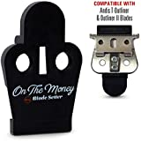 ON THE MONEY 10 Sec Blade Setter (Compatible with Andis T-Outliner & Outliner II Blades)