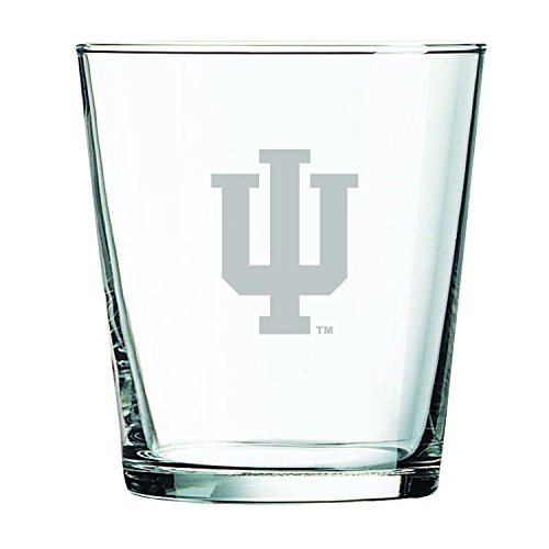 LXG, Inc. Indiana University -13 oz. Rocks Glass