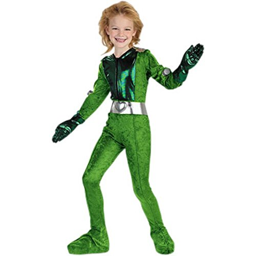 Totally Spies Costume For Kids (Child's Totally Spies Sam Costume (Size:Small 4-6))