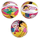 1 dz - Dora the Explorer Inflatable Beach Balls by RI Novelty
