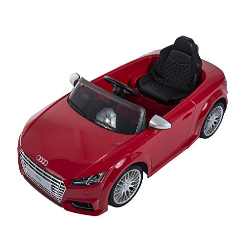 Audi 6V Kids Electric Ride On Car With