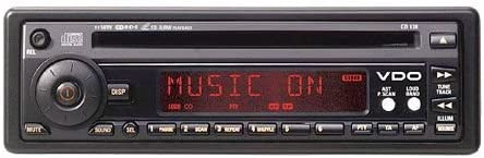 Vdo Cd 138 Car Radio Elektronik