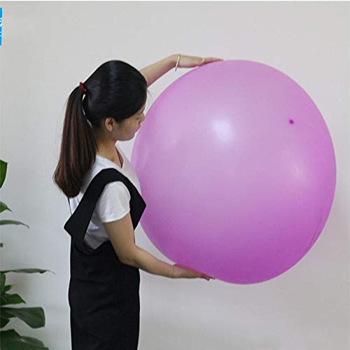 IPRee 10/30cm PVC Cycle Inflatable Beach Ball Summer Children's Outdoor Fun Sport Toys - 10cm