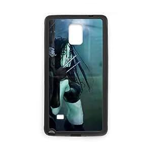 Laura Kinney Comic Samsung Galaxy Note 4 Cell Phone Case Black 05Go-209975