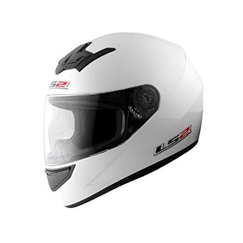 [해외] MHR LS2 BLAST(blast) 풀 페이스 헬멧 펄 화이트 L