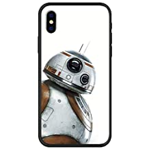 JOYLAND Star Wars Phone Case TPU Cover Force Awakens R2D2 Robot Phone Case Cover Shell for iPhone 7 Plus/iPhone 8 Plus Star Wars case 4