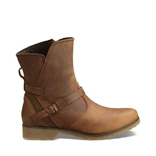 Teva Women's De La Vina Low Boot,Bison,8 M US